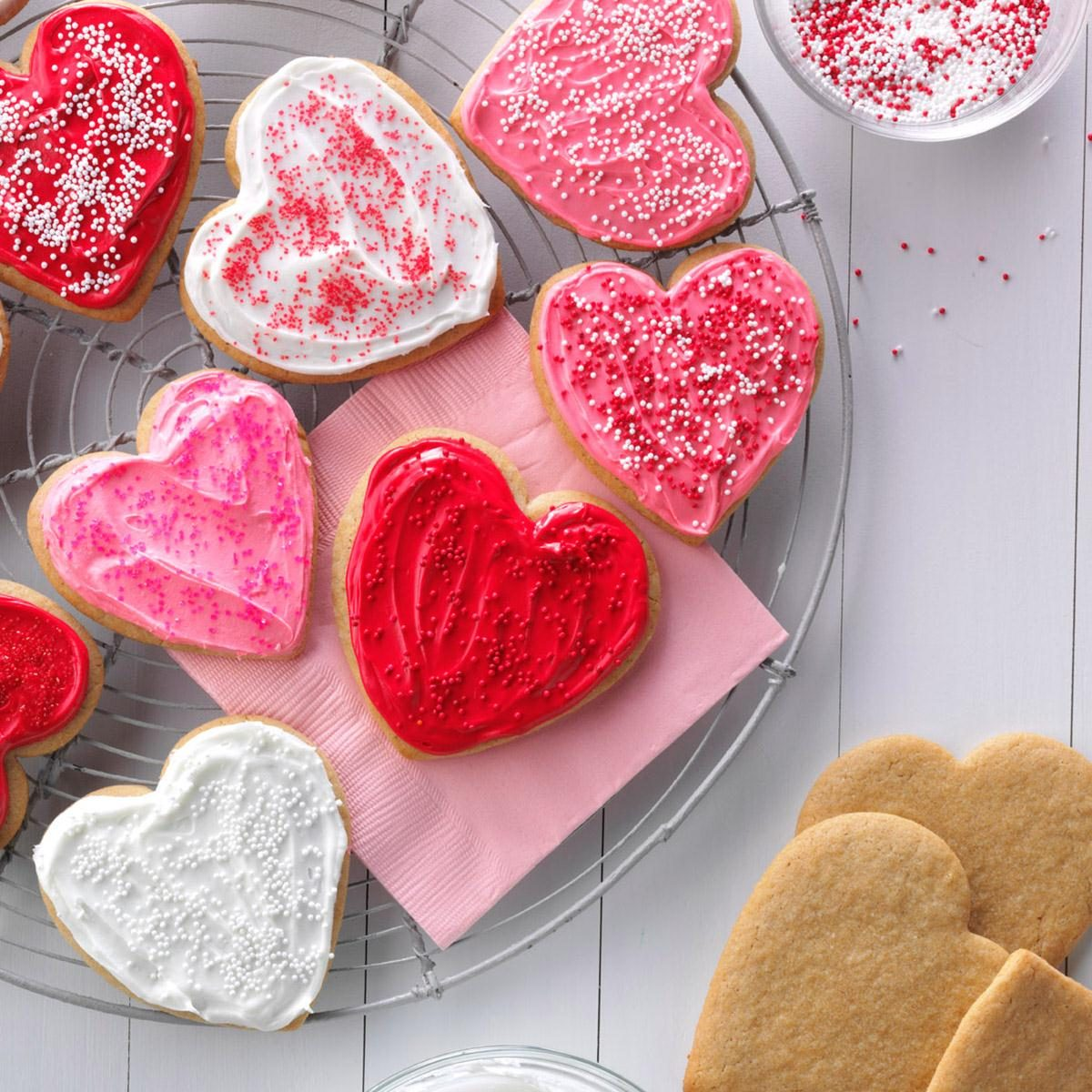 37 Valentine's Day Desserts That Will Win Your Sweetie's