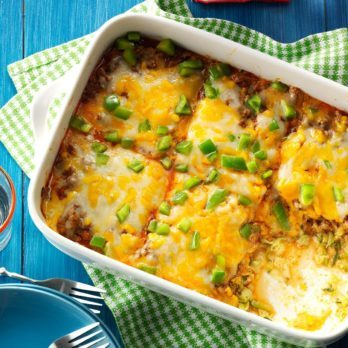 31 Casserole Recipes for January