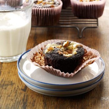 Top 25 Chocolate Cupcake Recipes