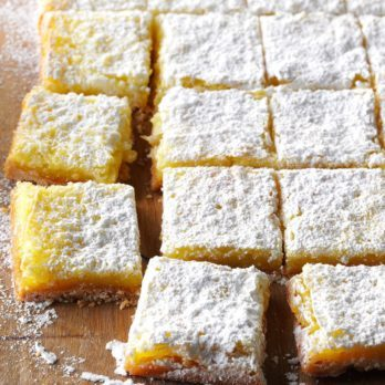 Our Top 10 Most Puckery Citrus Bar Recipes