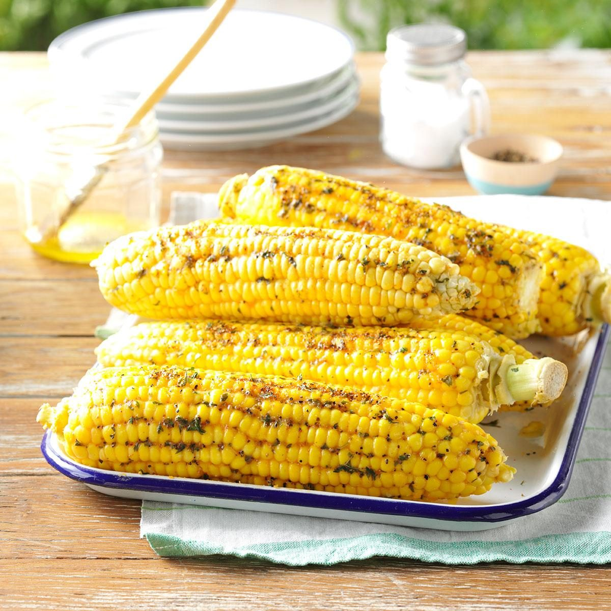 How to Boil Corn