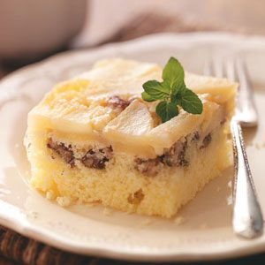 Our Favorite Pear Desserts
