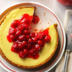 Inspired By: Olive Garden's Seasonal Cheesecake