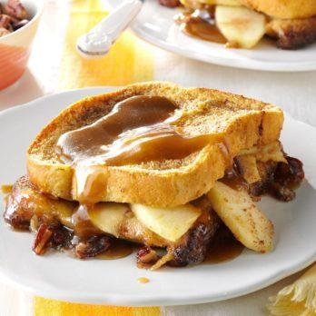 38 Super Indulgent Breakfasts