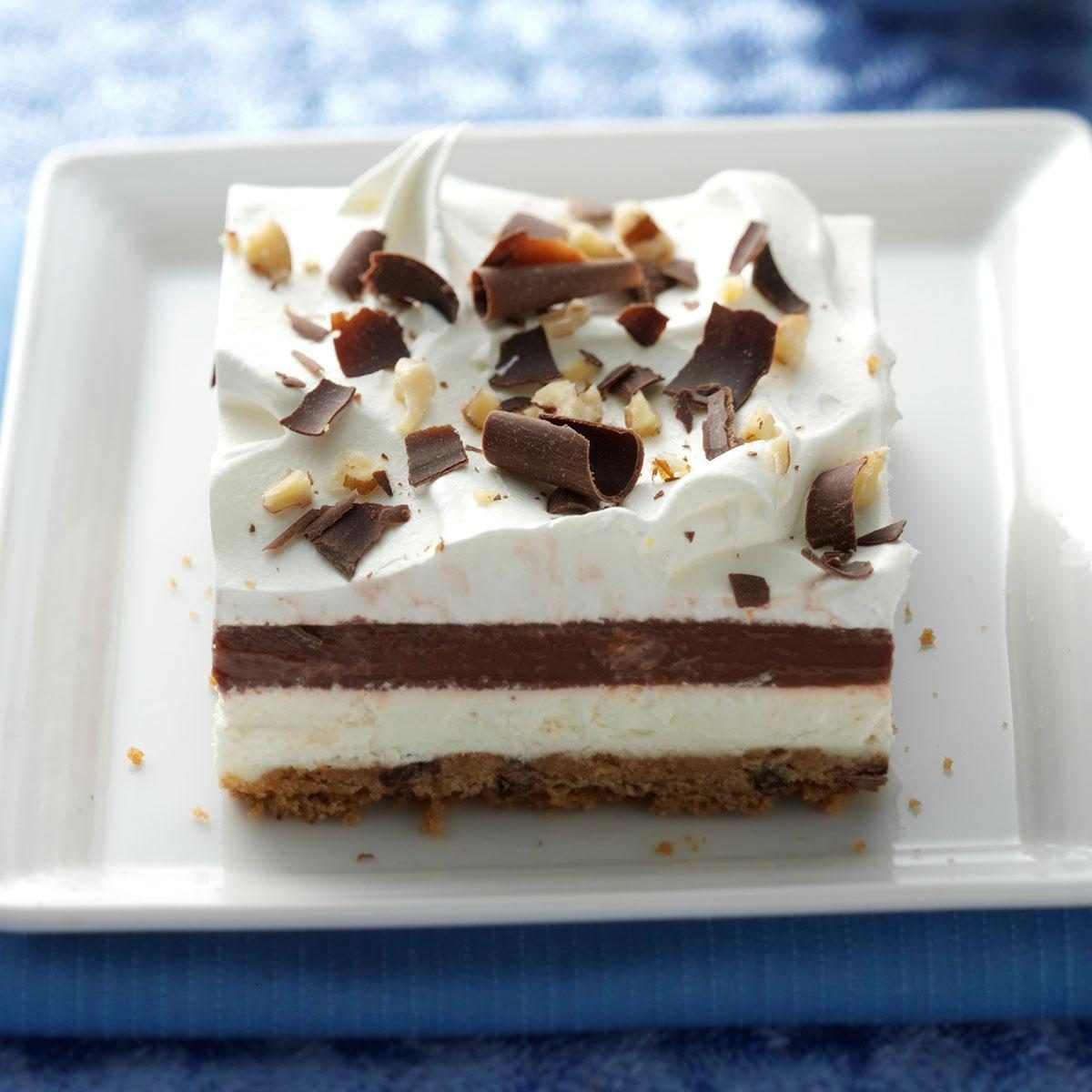 35+ No-Bake Desserts That Are Insanely Easy to Make. For when turning on the oven is just too much.