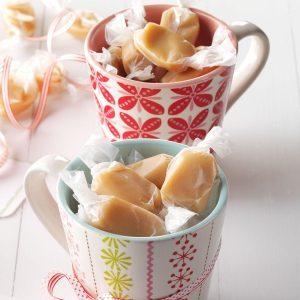 Soft 'n' Chewy Caramels