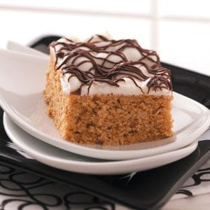 Yummy S'more Snack Cake
