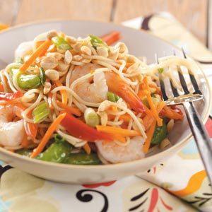 Szechuan Shrimp Salad