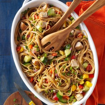 75 Healthy Pasta Recipes that Ditch the Guilt