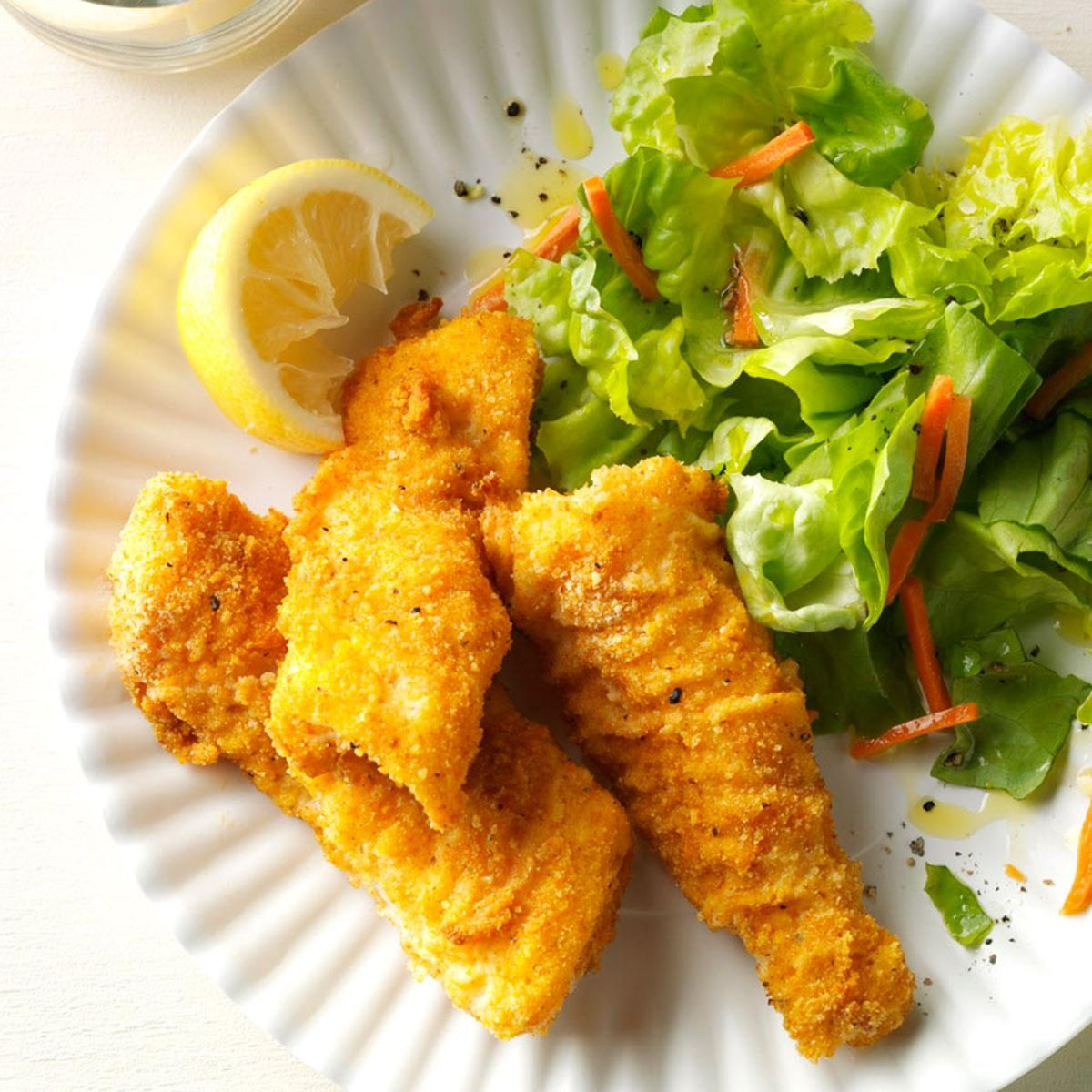 60 friday night fish fry copycat recipes taste of home for Food for fish at home