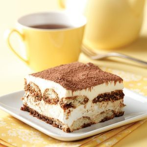Make-Ahead Tiramisu