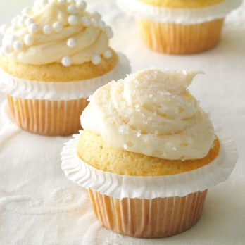 Our Best Vanilla Cupcake Recipes