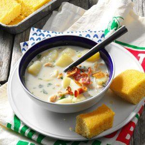 Potato Clam Chowder