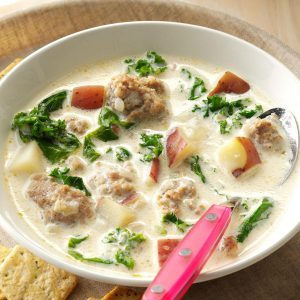 Inspired By: Olive Garden's Zuppa Toscana