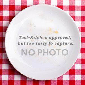 Rhubarb Chutney Appetizer