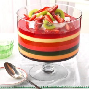 Who Knew You Could Do That with Jell-O?