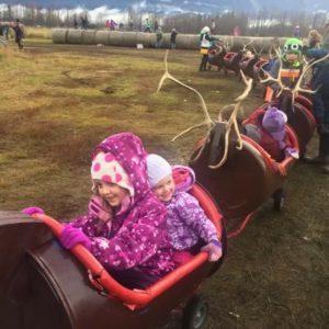 Reindeer Farm's fall fest