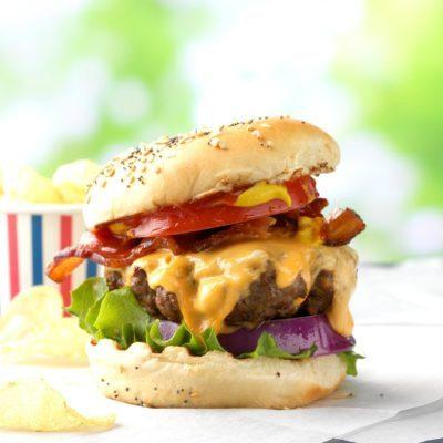 All-American Hamburgers