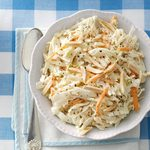 How to Make Coleslaw That's Perfect for Barbecue Season