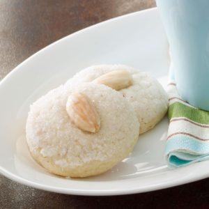 Almond Crispies