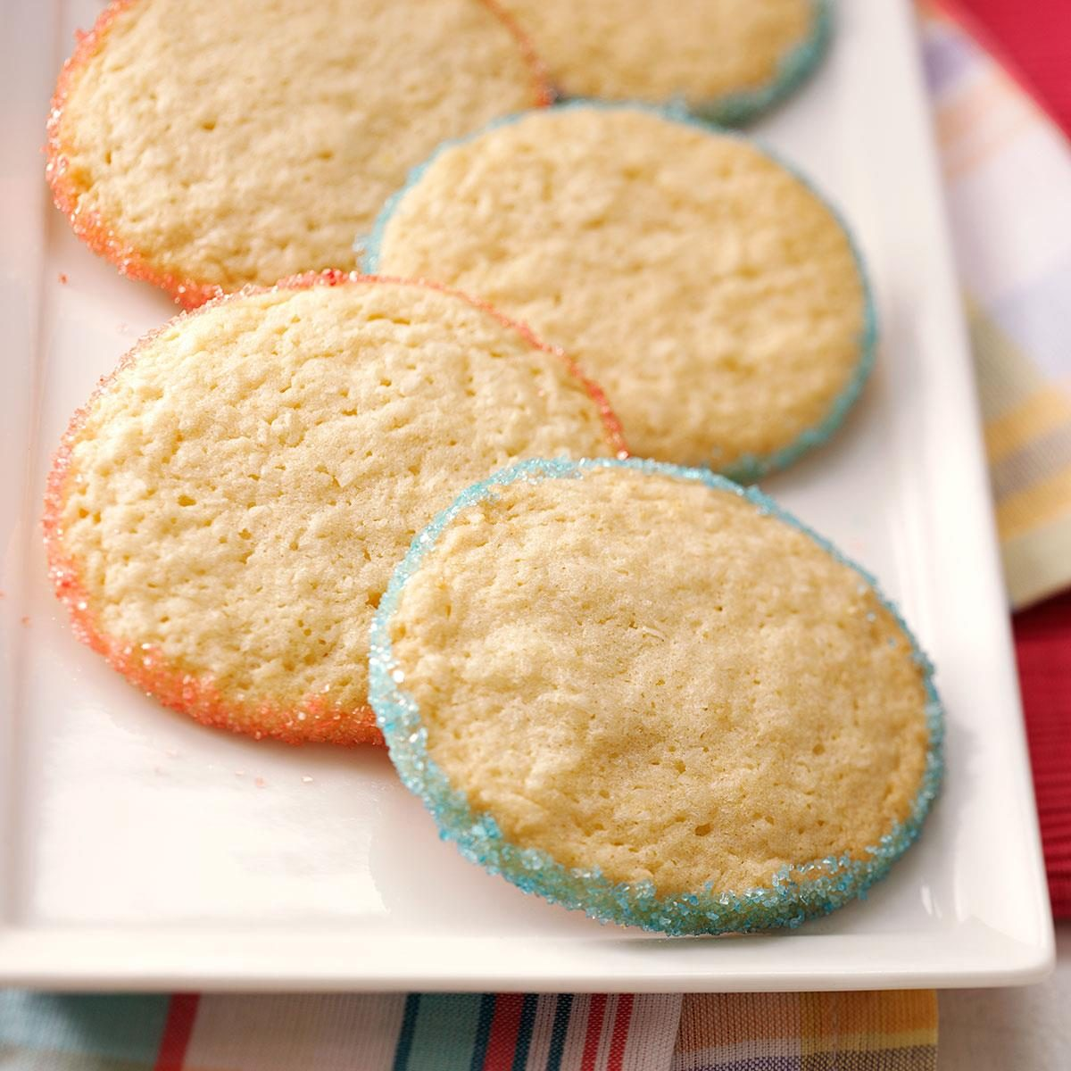 56 Slice And Bake Cookies For Easy Christmas Baking: Any Holiday Sprinkle Cookies Recipe