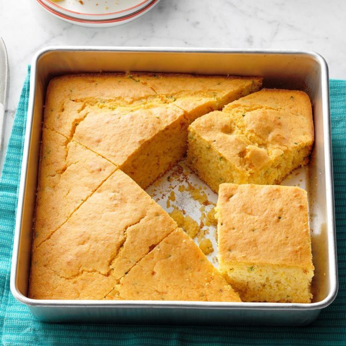 <i>Children of the Corn:</i> Appalachian Corn Bread