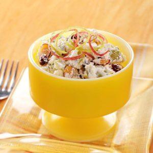 Apple Almond Salad
