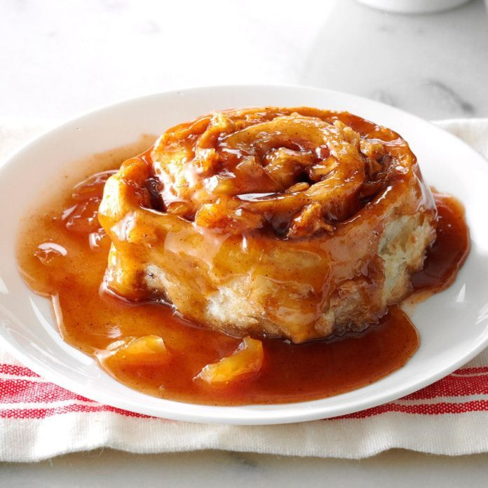 Apple Dumpling Rollups