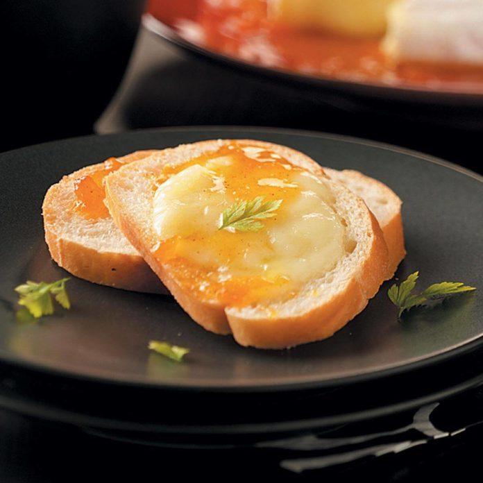 Apricot Brie