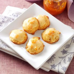 Apricot Coconut Cookies