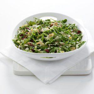Artichoke Arugula Salad