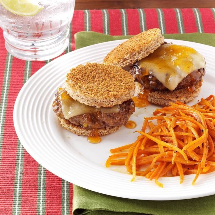 Asian Beef Sliders