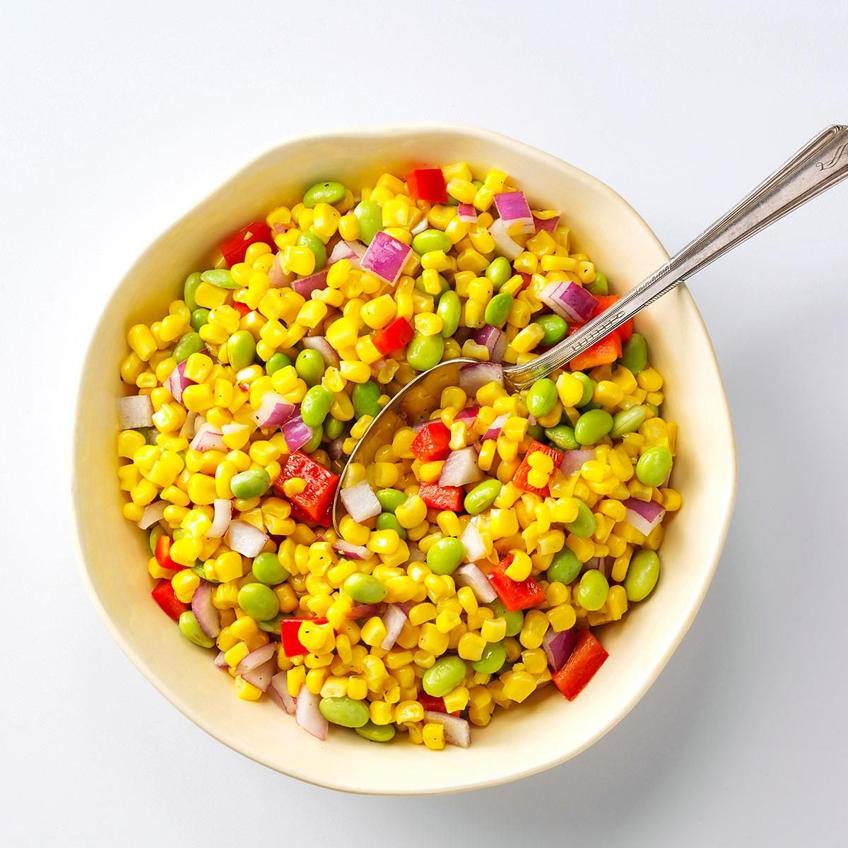 Asian Corn Succotash
