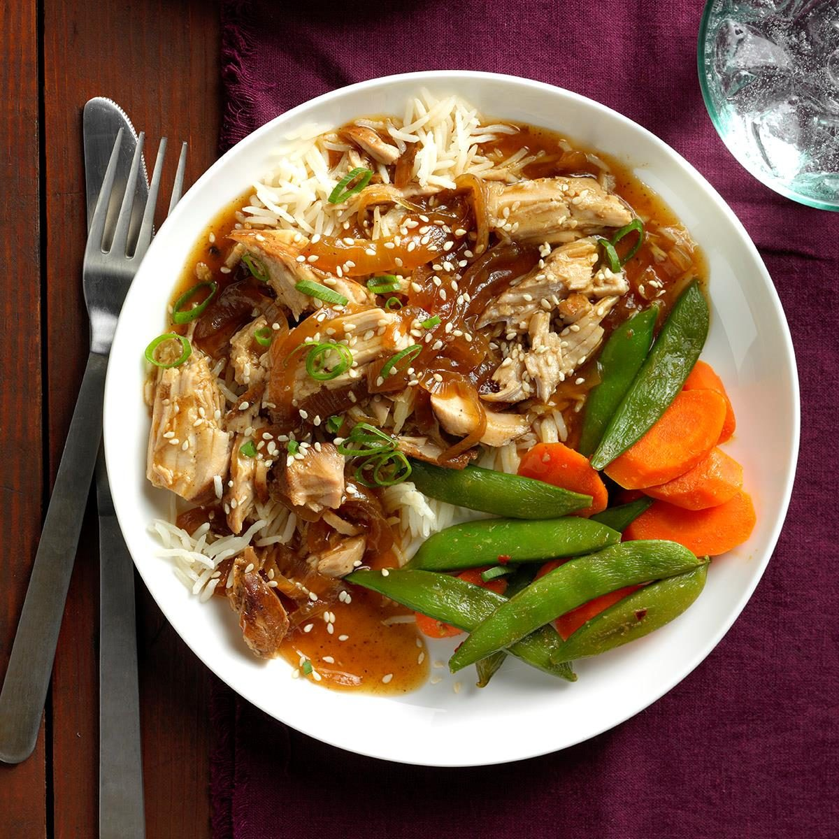 40 Fall Slow Cooker Recipes: Asian Slow Cooker Pork Recipe