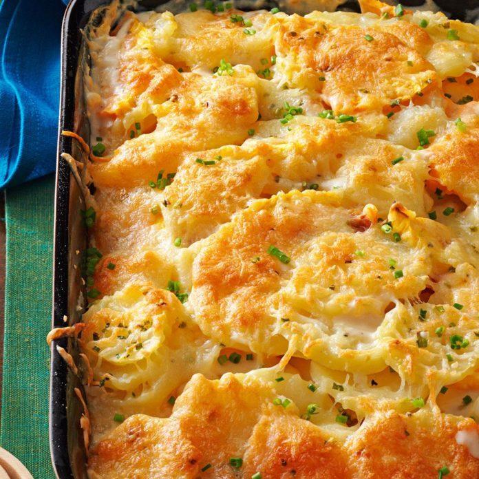 14 Cozy Scalloped Potato Recipes