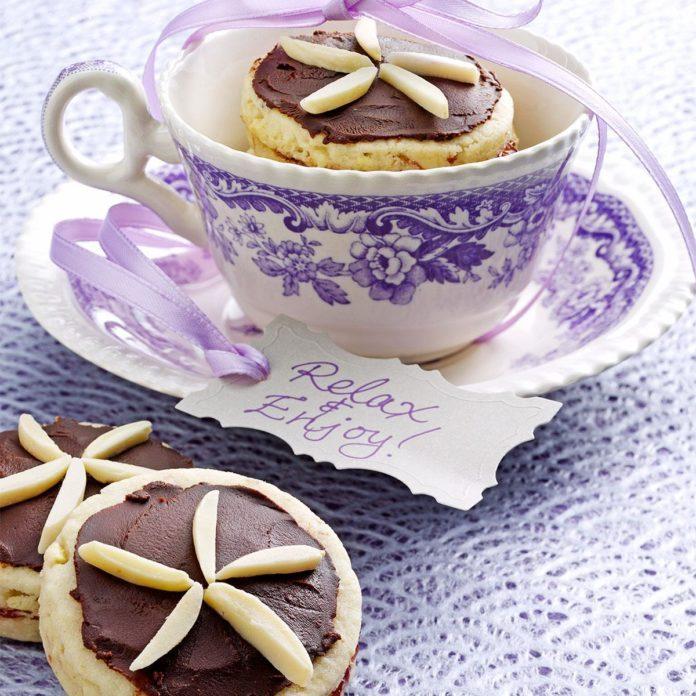 Austrian Nut Cookies