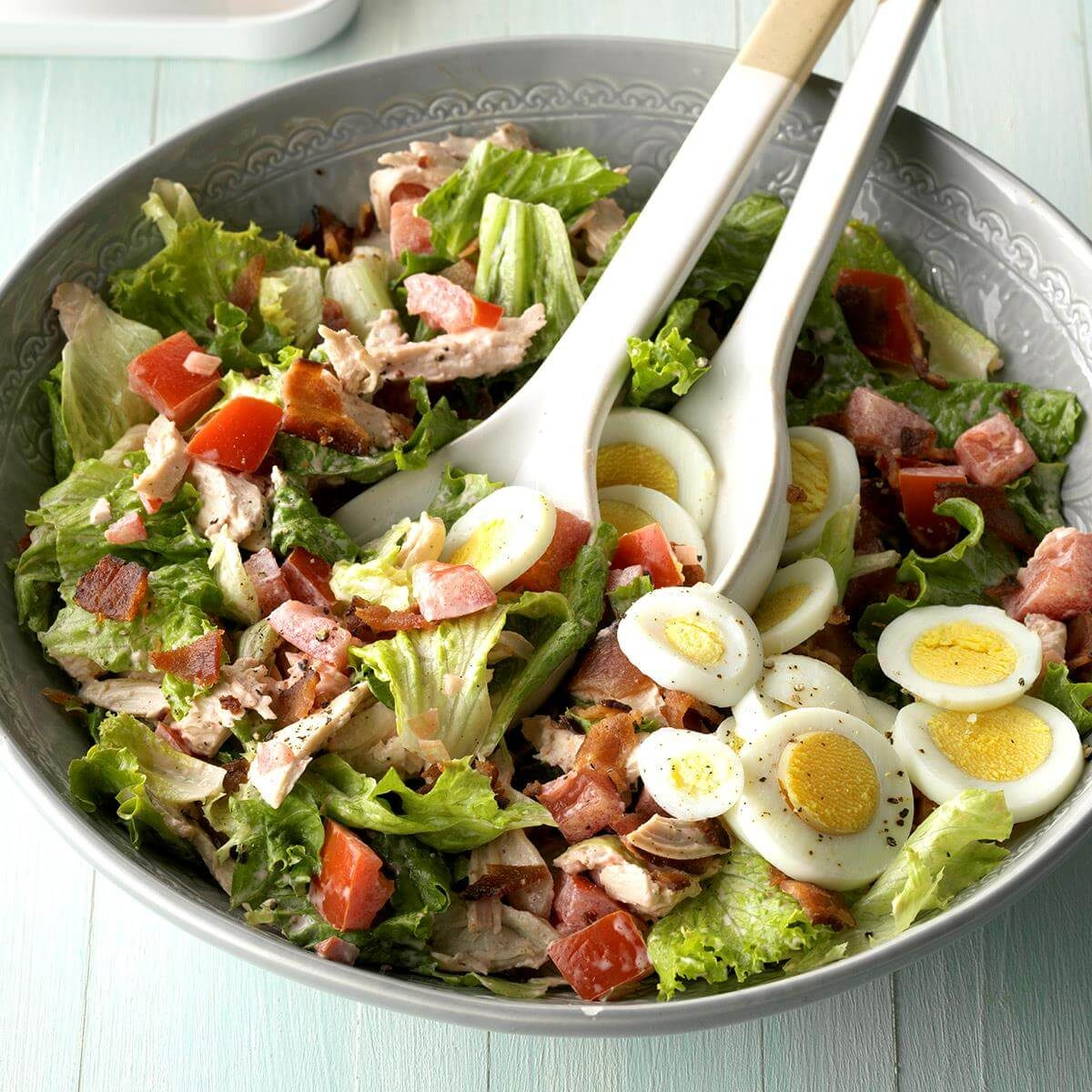 BLT Chicken Salad Recipe