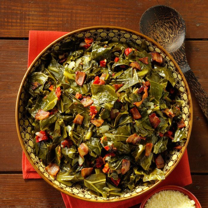 Bacon Collard Greens