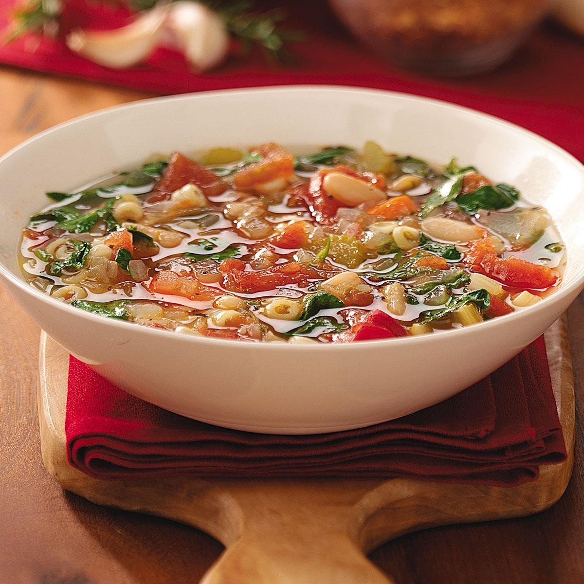 Bean soup for every taste 85