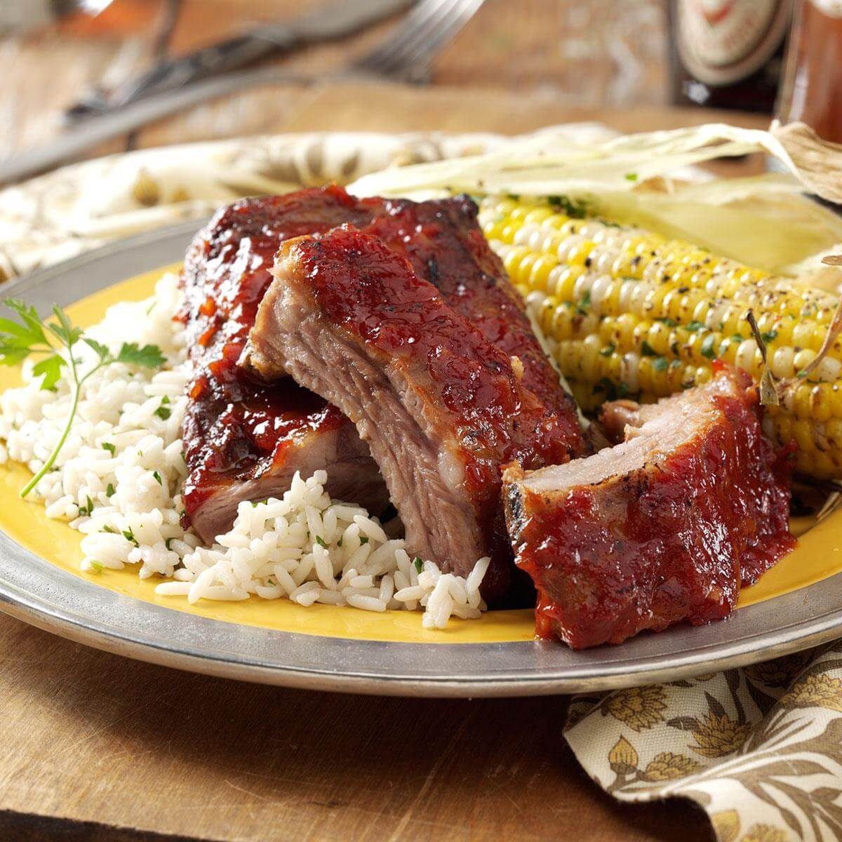 Oven-Roasted Baby Back Ribs