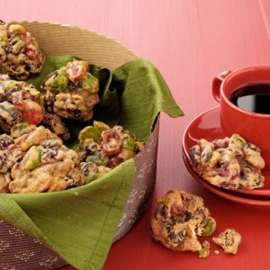 Better-Than-Fruitcake Cookies