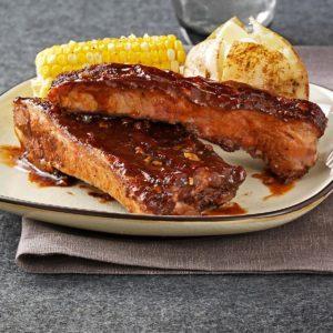 Big Daddy's BBQ Ribs