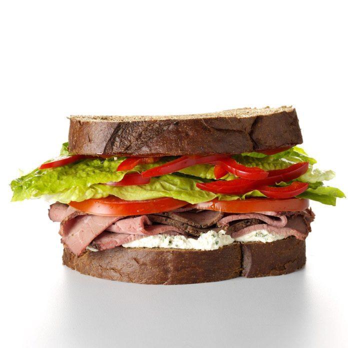 Bistro Beef Sandwich
