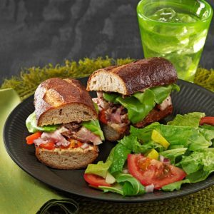 Bistro Tuna Sandwiches