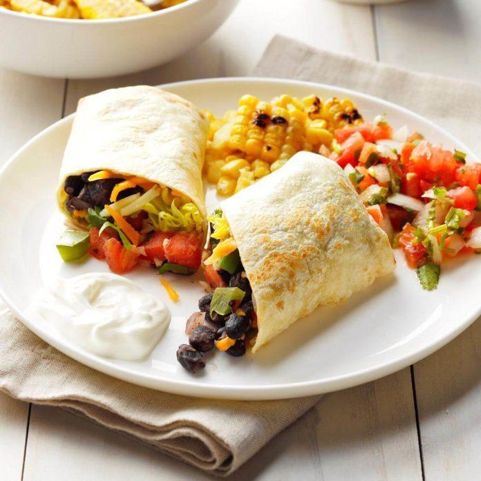 Our Top 10 Bean Burrito Recipes