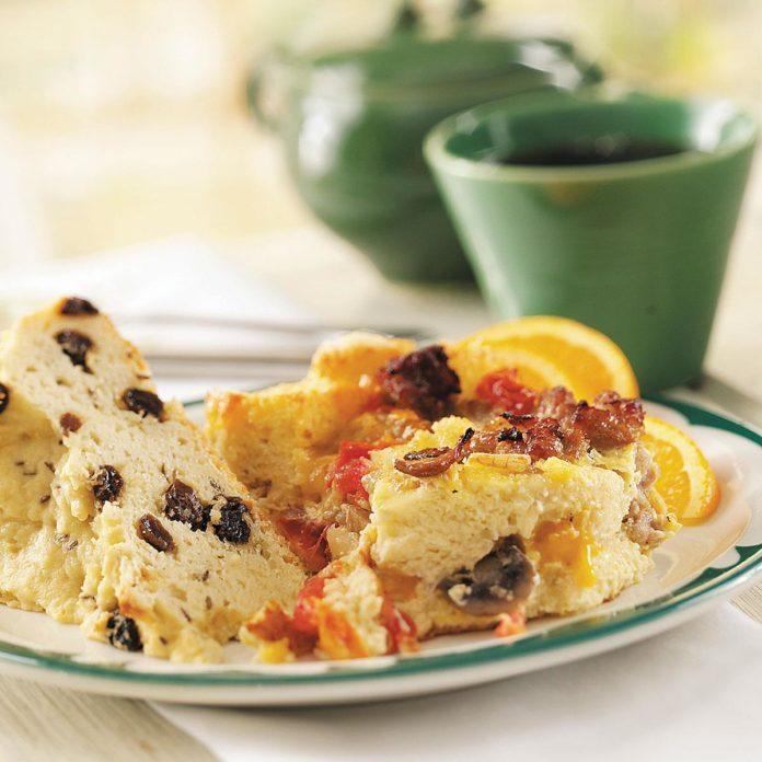 Blarney Breakfast Bake