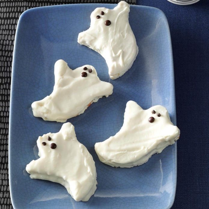 """Boo"" Berry Ghosts"