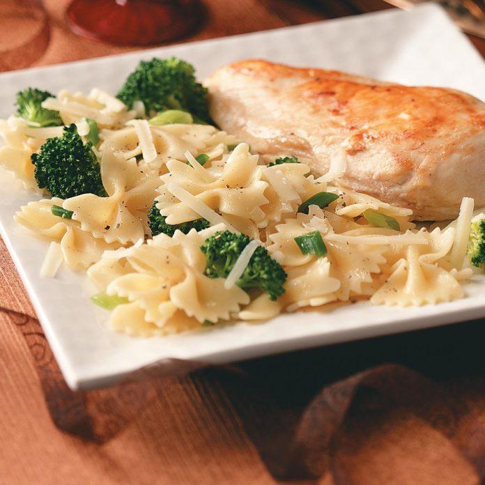 Broccoli Romano Pasta