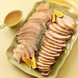 Butter & Herb Turkey