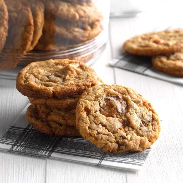 Mississippi: Butterfinger Cookies